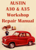 Austin A30 & A35 Workshop Repair Manual