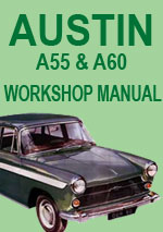 Austin A55 & A60 Workshop Manual