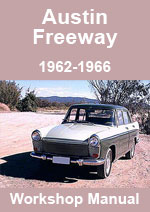 Austin Freeway & Austin Freeway Mk II 1962-1966 Workshop Repair Manual