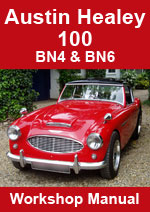 Austin Healey 100/6 BN4 and BN6 1956-1959 Service Workshop Manual Download PDF