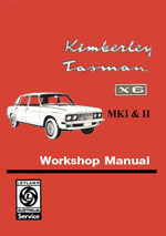Austin Kimberley (Tasman) Workshop Repair Manual